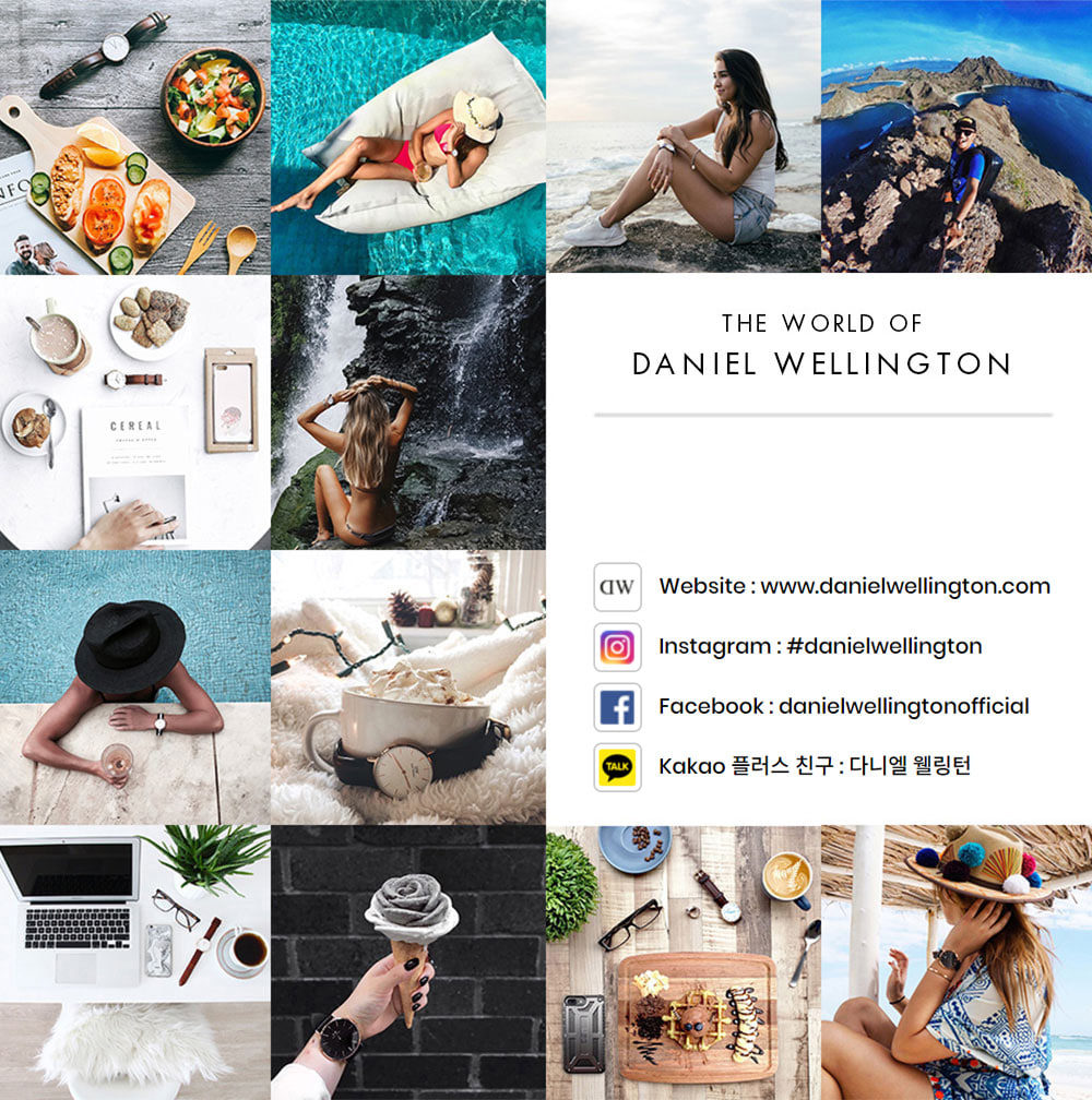 The World of Daniel Wellington